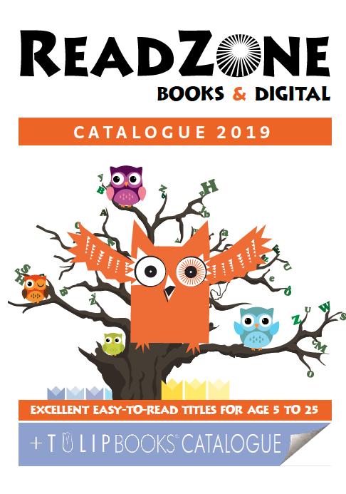 Cataloog Engelse boeken: Readzone